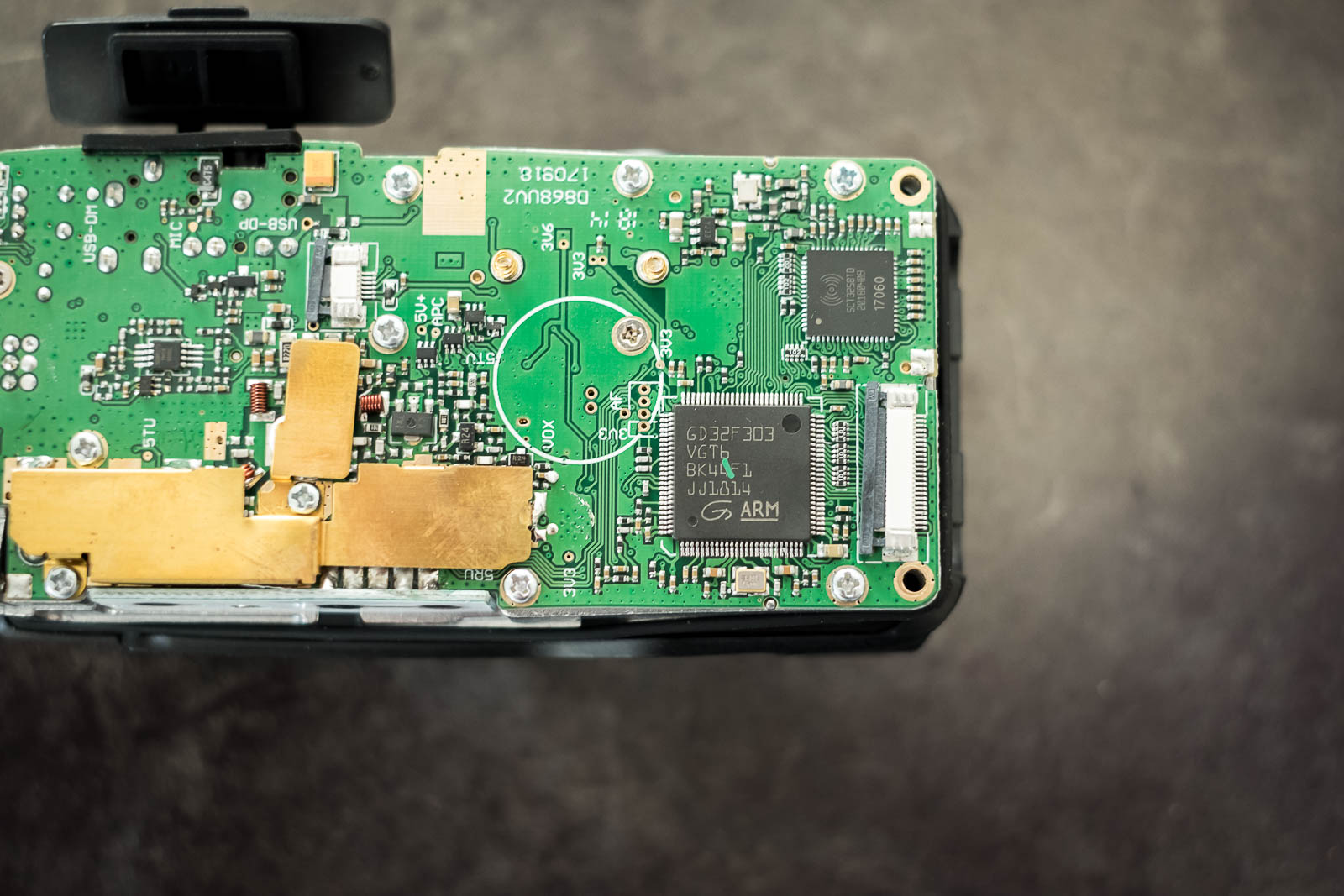 Conversión Anytone AT-D868UV en AT-D878UV | The Infamous TechBlog